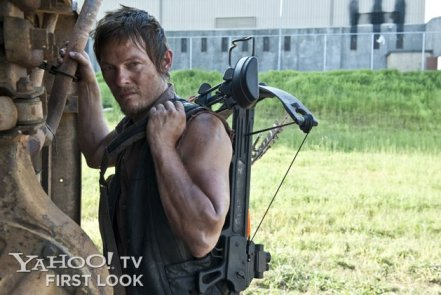 Norman Reedus The Walking Dead Season 3