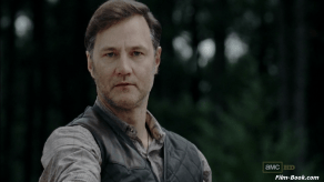 David Morrissey The Walking Dead Walk with Me