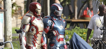 Mark XLVII Iron Patriot Iron Man 3