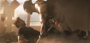 Robert Downey Jr Iron Man 3