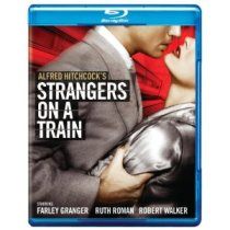 Strangers on a Train Bluray