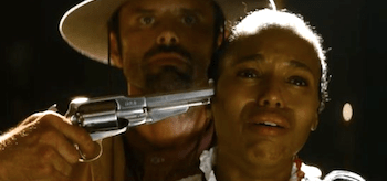 Walton Goggins Kerry Washington Django Unchained