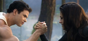Kellan Lutz Kristen Stewart The Twilight Saga Breaking Dawn Part 2