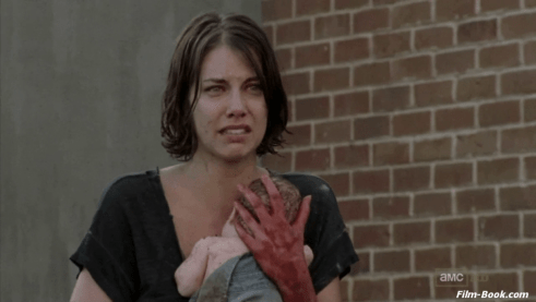 Lauren Cohan The Walking Dead Killer Within