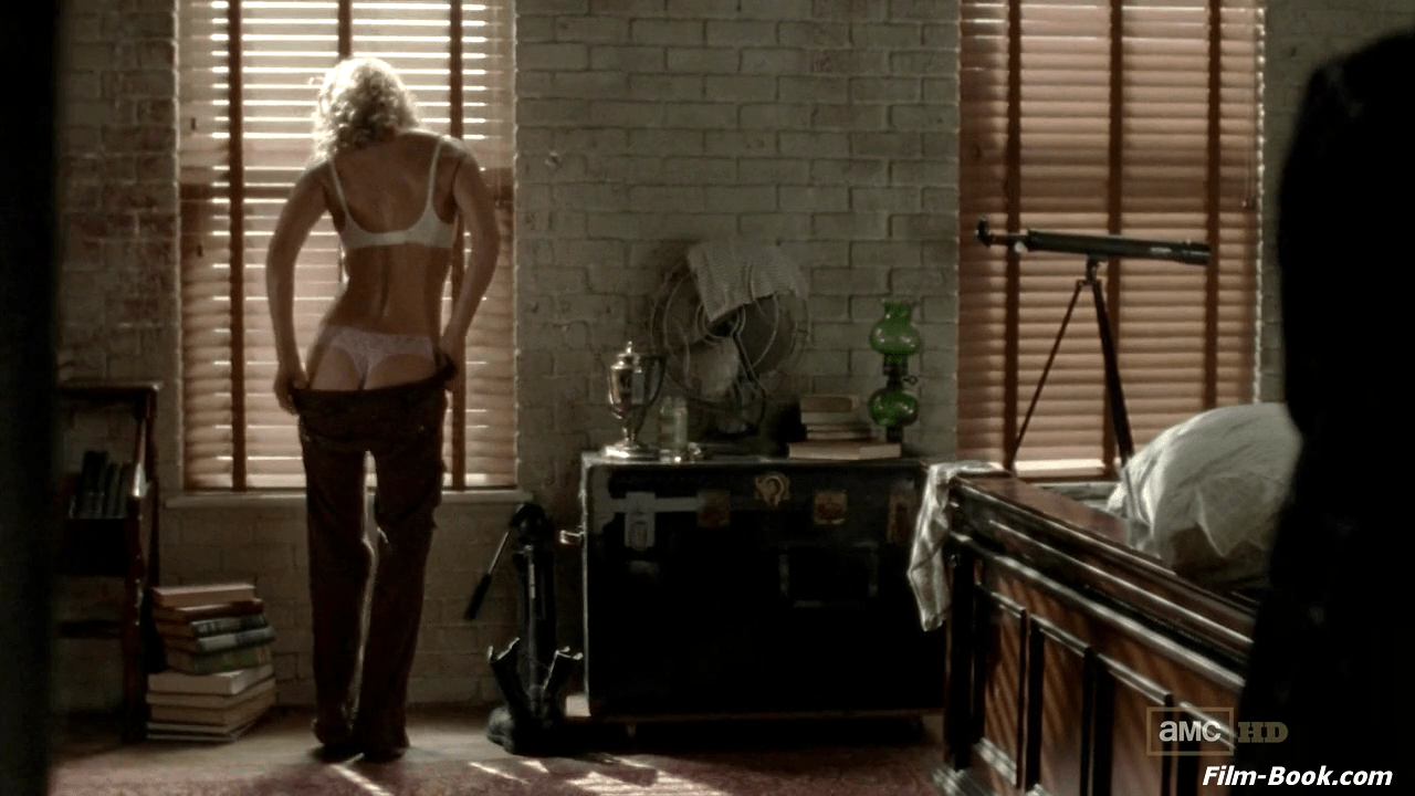 Laurie Holden Ass Panties The Walking Dead When The Dead Come