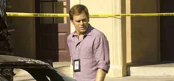 Michael C. Hall Dexter Helter Skelter