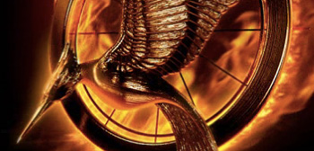 The Hunger Games Catching Fire motion movie poster