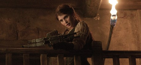 Gemma Arterton Hansel and Gretel Witch Hunters
