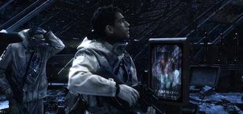 Luke Pasqualino Battlestar Galactica Blood and Chrome