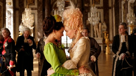 Virginie Ledoyen Diane Kruger Les Adieux a la reine Farewell My Queen