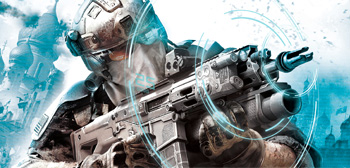 Ghost Recon Soldier Gun Hologram