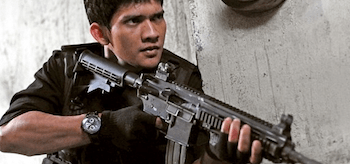 Iko Uwais The Raid Redemption