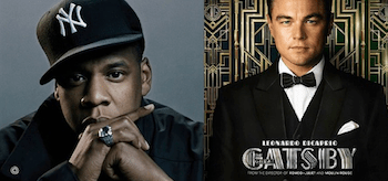 Jay-Z The Great Gatsby