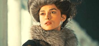 Kiera Knightley Anna Karenina