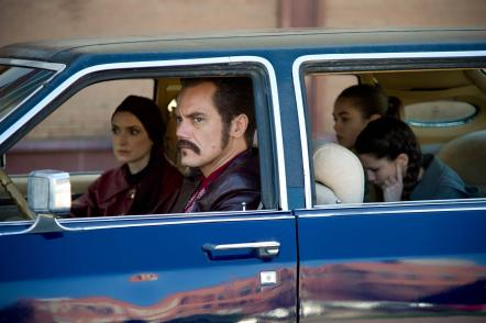 Winona Ryder Michael Shannon The Iceman