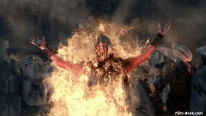 Burned Alive Spartacus War of the Damned Men of Honor