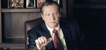 Chris Cooper Suit Desk
