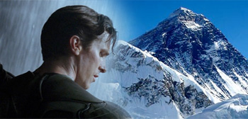 Christian Bale Mount Everest