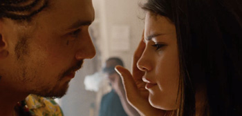 James Franco Selena Gomez Spring Breakers