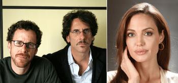 Joel Coen Ethan Coen Angelina Jolie