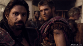 Liam McIntyre Manu Bennett Spartacus War of the Damned Decimation