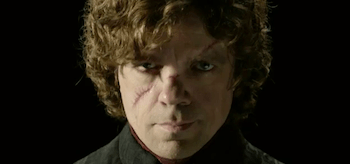 Peter Dinklage Game of Thrones Season 3
