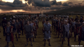 Rome Army Spartacus War of the Damned Decimation