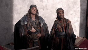 Vince Colosimo Spartacus War of the Damned Men of Honor