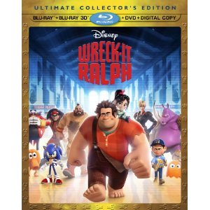 Game on sweepstakes wreck it ralph