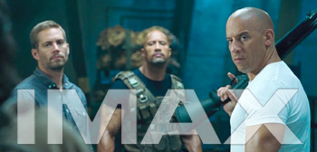 IMAX Fast and Furious