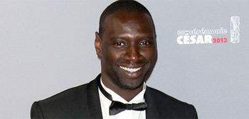 Omar Sy Cesar Awards 2013
