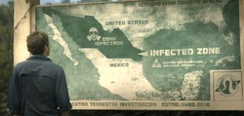 Scoot McNairy Monsters Infected Zone Map