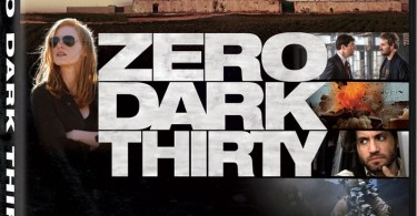 Zero Dark Thirty Bluray