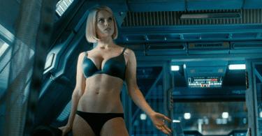 Alice Eve bra panties Star Trek into Darkness