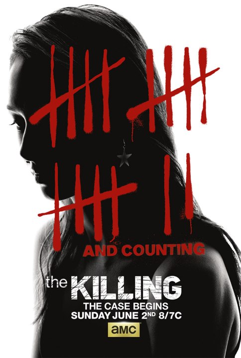 The Killing Season 3 TV show poster