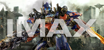 Transformers Dark of the Moon IMAX