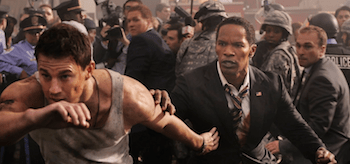 Channing Tatum Jamie Foxx White House Down