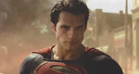 Henry Cavill Man of Steel Empire Magazine June 2013