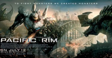 Pacific Rim movie banner