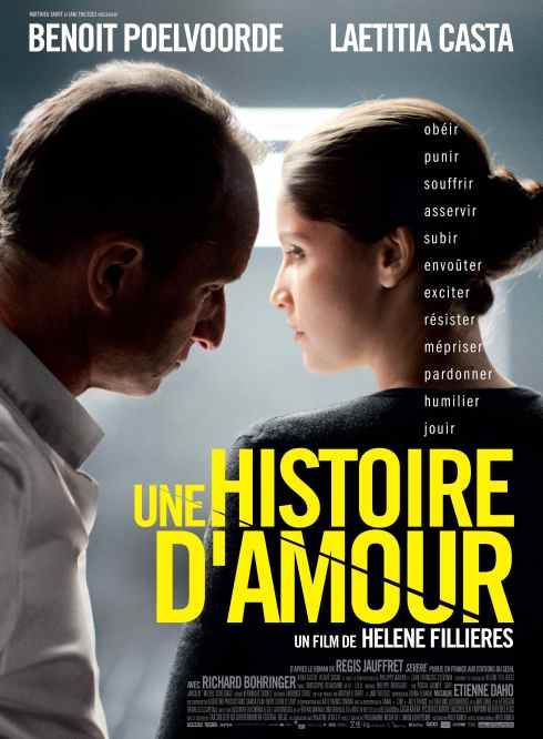 Tied Une Histoire D Amour Movie Poster