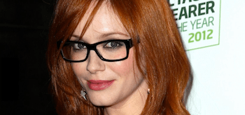 Christina Hendricks Glasses