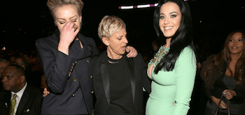 Ellen DeGeneres Key Perry