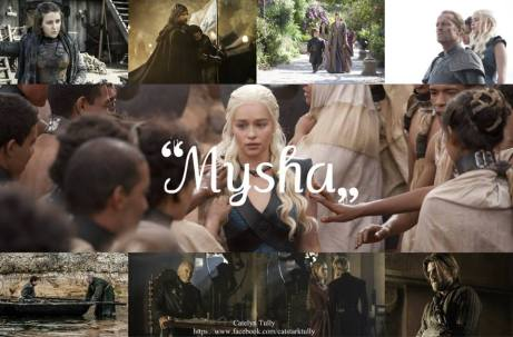 Game of Thrones Mhysa