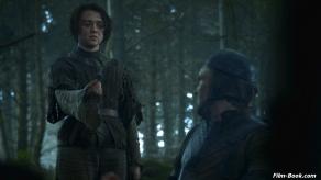 Maisie Williams Game of Thrones Mhysa