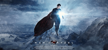 Man of Steel Movie Banner