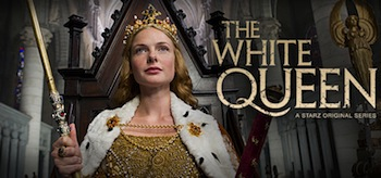 Rebecca Ferguson The White Queen