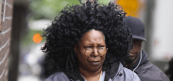 Whoopi Goldberg Teenage Mutant Ninja Turtles