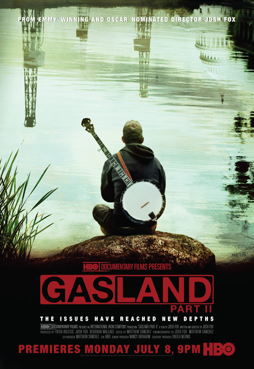Gasland Part 2 Movie Poster