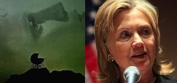 Hilary Clinton Rosemarys Baby