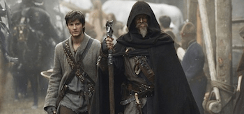 Jeff Bridges Ben Barnes Seventh Son
